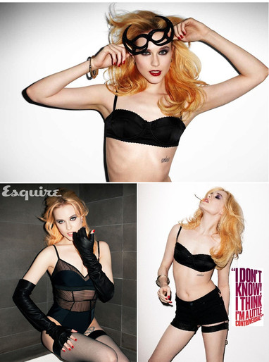 evan rachel wood esquire. Evan Rachel Wood i.