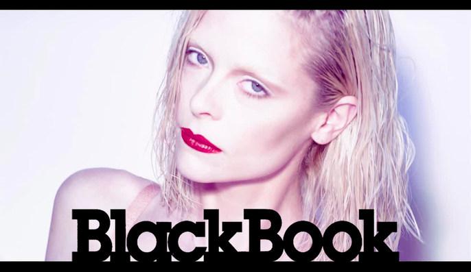 - BLACKBOOK - JAMIE KING