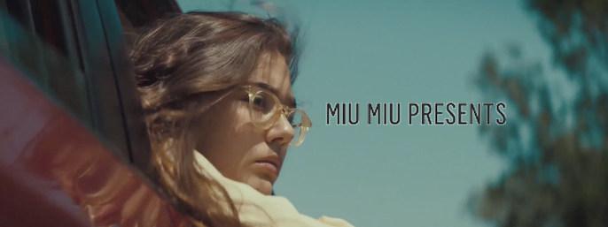 - MIU MIU - That One Day