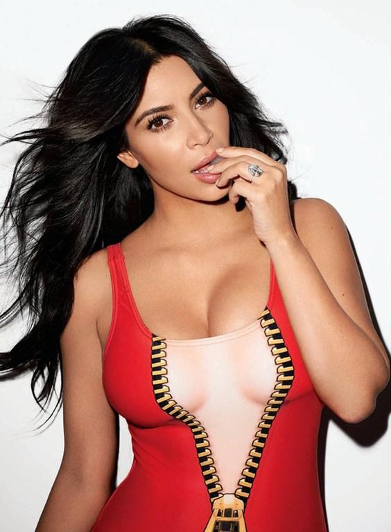 Kate Ryan - News - Gina Edwards with Kim Kardashian for Rolling ...