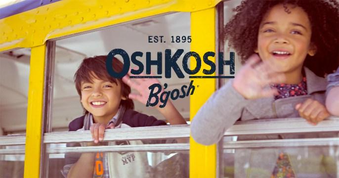 - OshKosh- Back to School