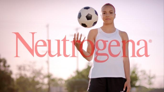 NEUTROGENA - MALLORY PUGH -